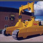 J&R Engineering LIFT-N-LOCK® Vertical Cask Transporter - 48