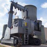 J&R Engineering LIFT-N-LOCK® Vertical Cask Transporter - 2