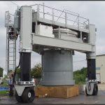 J&R Engineering LIFT-N-LOCK® Vertical Cask Transporter - 44