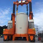 J&R Engineering LIFT-N-LOCK® Vertical Cask Transporter - 40