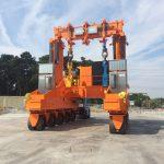 J&R Engineering LIFT-N-LOCK® Vertical Cask Transporter - 39