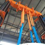 J&R Engineering LIFT-N-LOCK® Vertical Cask Transporter - 32
