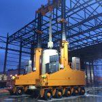 J&R Engineering LIFT-N-LOCK® Vertical Cask Transporter - 37
