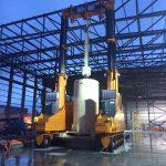 J&R Engineering LIFT-N-LOCK® Vertical Cask Transporter - 36
