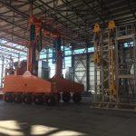 J&R Engineering LIFT-N-LOCK® Vertical Cask Transporter - 30