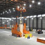 J&R Engineering LIFT-N-LOCK® Vertical Cask Transporter - 28