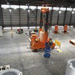 J&R Engineering LIFT-N-LOCK® Vertical Cask Transporter - 26