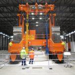 J&R Engineering LIFT-N-LOCK® Vertical Cask Transporter - 25