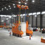 J&R Engineering LIFT-N-LOCK® Vertical Cask Transporter - 23