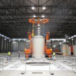 J&R Engineering LIFT-N-LOCK® Vertical Cask Transporter - 22