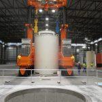 J&R Engineering LIFT-N-LOCK® Vertical Cask Transporter - 21