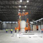 J&R Engineering LIFT-N-LOCK® Vertical Cask Transporter - 20