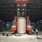 J&R Engineering LIFT-N-LOCK® Vertical Cask Transporter - 17