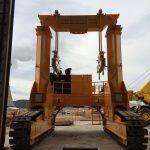 J&R Engineering LIFT-N-LOCK® Vertical Cask Transporter - 6