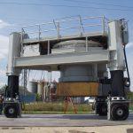 J&R Engineering LIFT-N-LOCK® Vertical Cask Transporter - 42