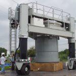 J&R Engineering LIFT-N-LOCK® Vertical Cask Transporter - 43