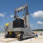 J&R Engineering LIFT-N-LOCK® Vertical Cask Transporter - 8