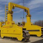 J&R Engineering LIFT-N-LOCK® Vertical Cask Transporter - 50