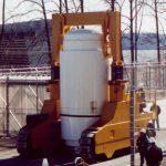 J&R Engineering LIFT-N-LOCK® Vertical Cask Transporter - 53