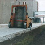 J&R Engineering LIFT-N-LOCK® Vertical Cask Transporter - 54