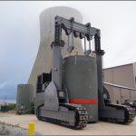 J&R Engineering LIFT-N-LOCK® Vertical Cask Transporter - 1